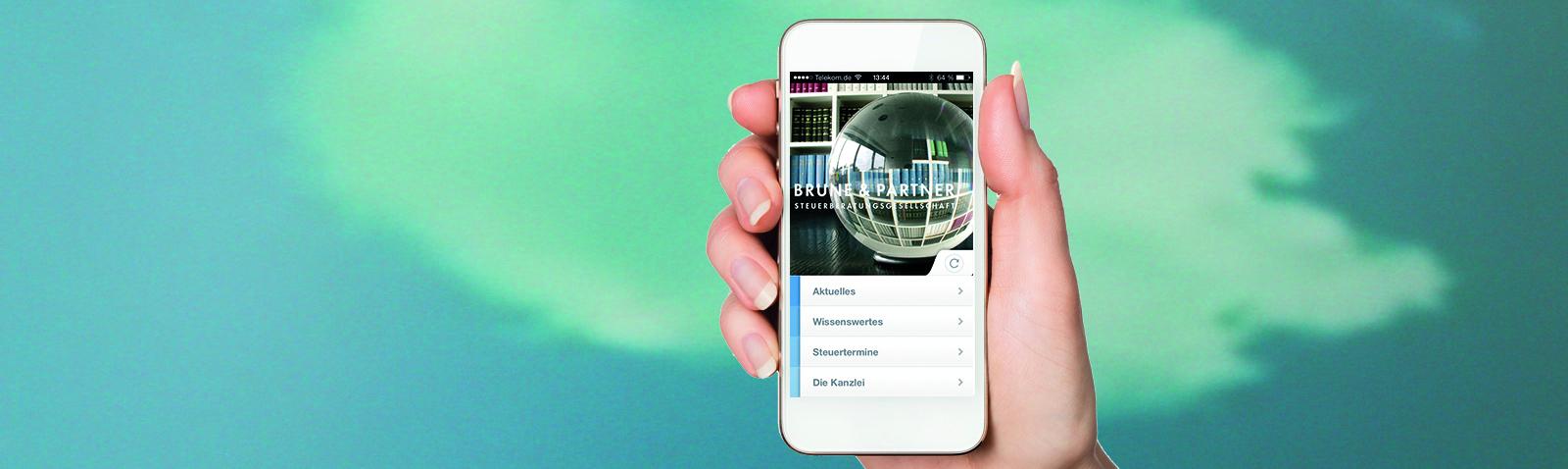 Brune & Partner App